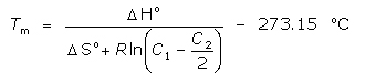 Tm equation1